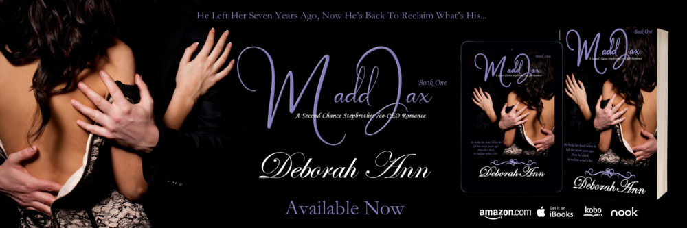 Deborah Ann ~ Author